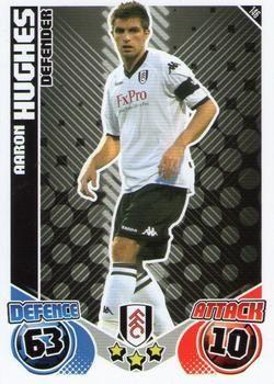 2010-11 Topps Premier League Match Attax #146 Aaron Hughes Front