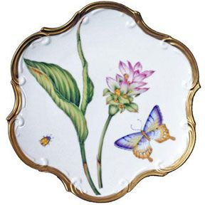 Bouquet of Flowers Dinnerware by Anna Weatherley | Gracious Style