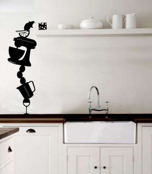 9 best Creative Wall Decals images on Pinterest Wall decals