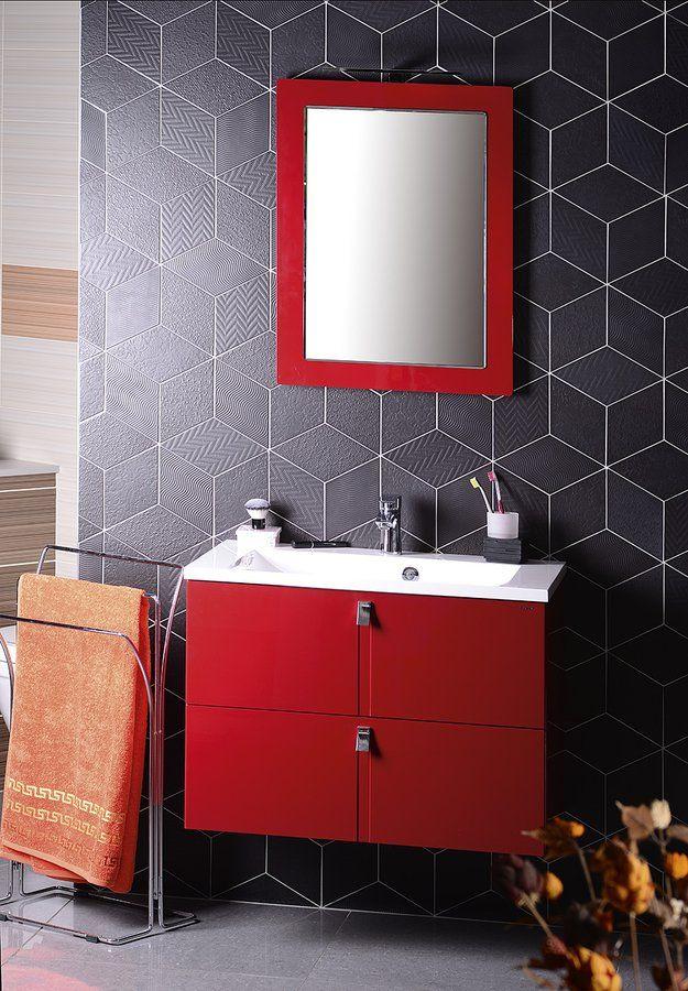 Série koupelnového nábytku MITRA s propracovaným korpusem v duchu nejmodernějších trendů obsahuje umyvadlové skříňky, vysoké skříňky, zrcadla. Umyvadlové skříňky zaujmou svojí velkou úložnou kapacitou a možností výběru 2, 3 nebo 4 zásuvek  s elegantním frézováním.