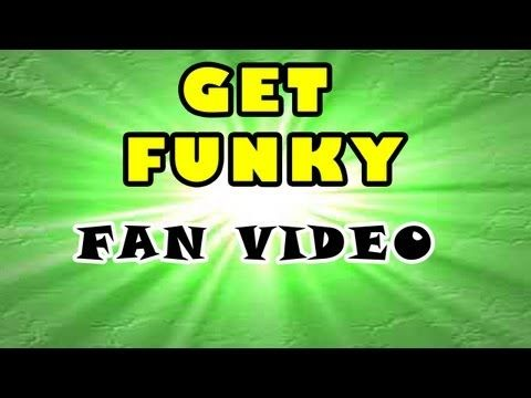 GET FUNKY -- The Learning Station - Fan Video Sumpter Elementary--Cute (Would be a fun break to get our bodies moving)