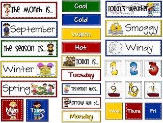 Calendar Board ~ free download