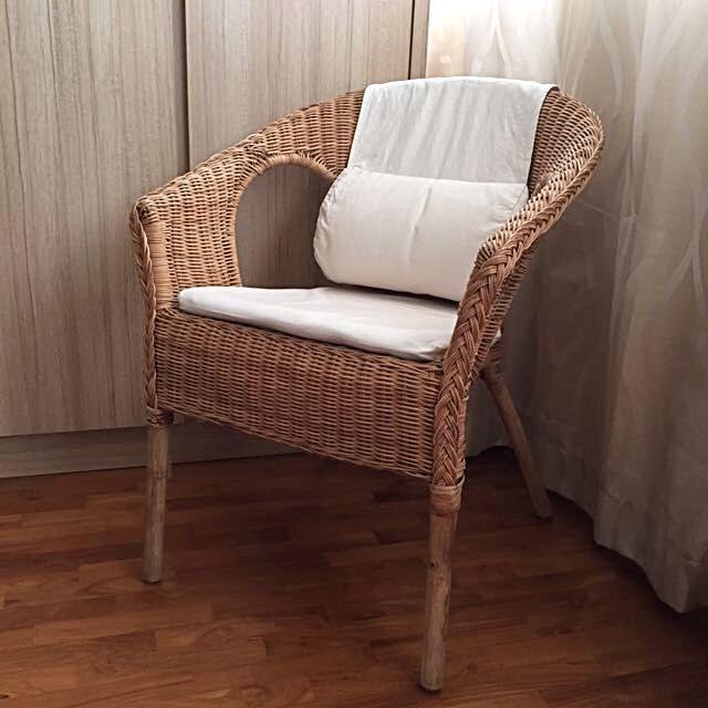 IKEA AGEN Rattan Chair | Deco, Relooking, Idee