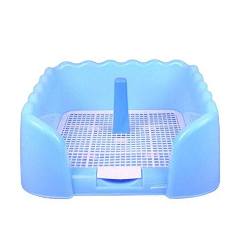 Dog Toilet Puppy Dog Pet Potty Patch Training Pad Pet Supplies 43 X 43 CM -- Details can be found by clicking on the image.