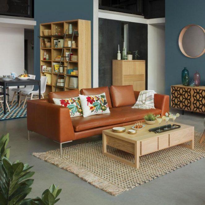 Iconique La Marque Habitat Continue De Peupler Nos Interieurs D Objets Elegants Pour Une Ambiance Raffinee Canape Habitat Deco Maison Deco Maison Interieur