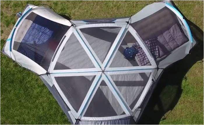 Ozark Trail 16-Person Tent