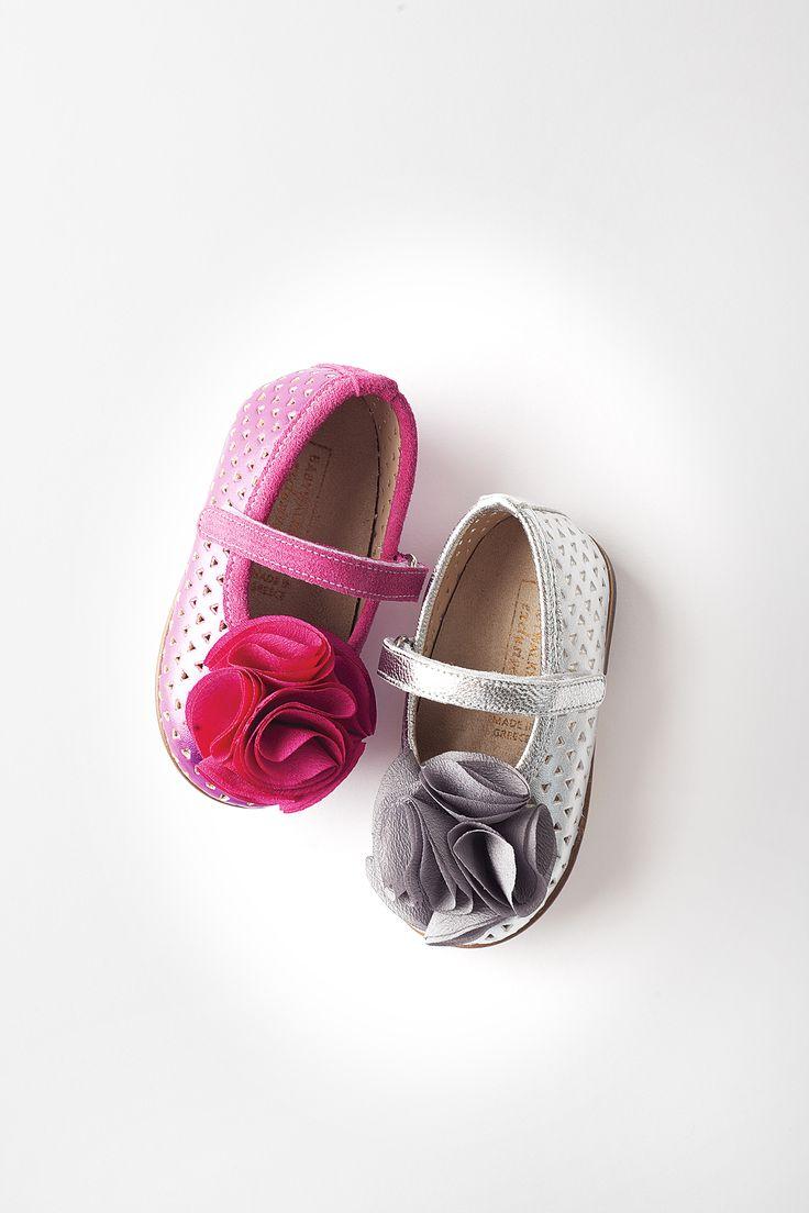 Babywalker luxury Balarinas.. Soon available in Zalando!