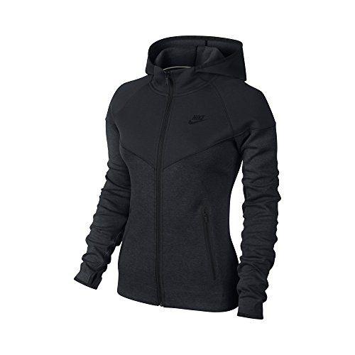 Nike high-tech veste à capuche en polaire pour femme