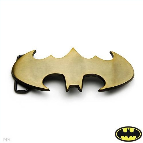 Batman Brilliant Accessories Made of Yellow Stainless steel 4.5in