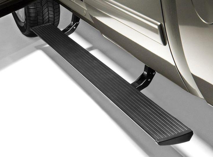 AMP Research PowerStep 2007-2014 Chevrolet Silverado 2500 HD Gas 75126-01A Black #topratedseller