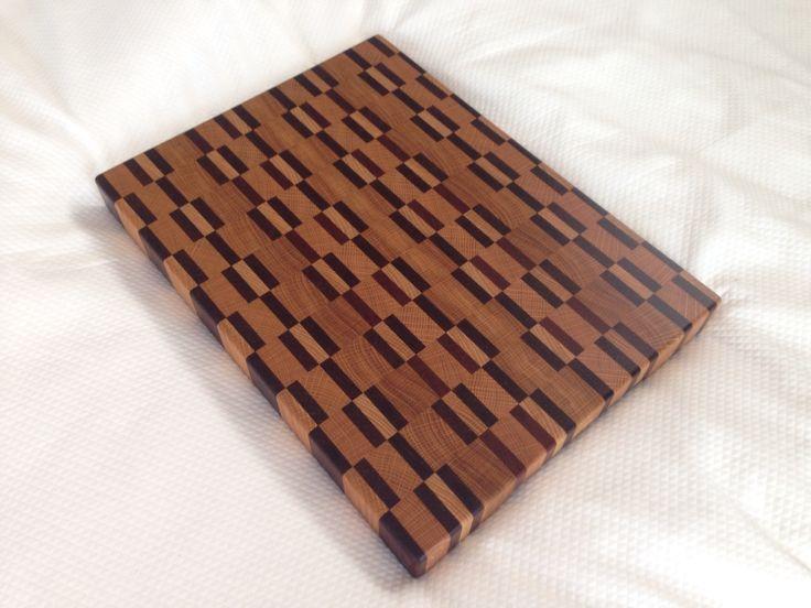 Oak, Kwila chopping board