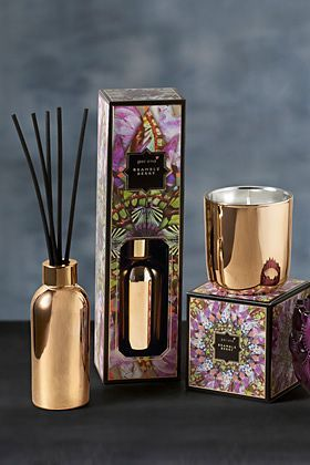Room spray, reed diffuser and potpourri