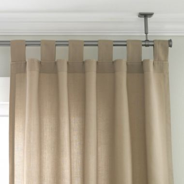 The Studio by jcp Home™ Ceiling Mount rod set provides a stylish and modern way to hang your window coverings.