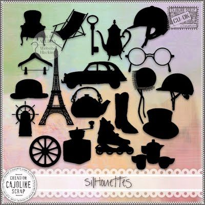 CAJOLINE-SCRAP: FREEBIES* teapots