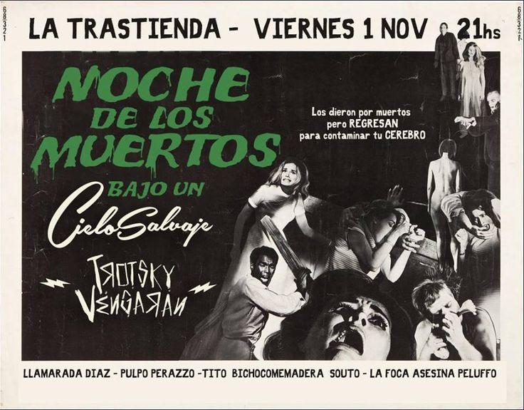 TKY VGN La Trastienda Club Montevideo. 1 nov. 2013