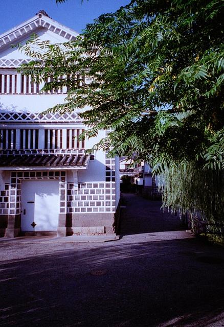 Kurashiki Bikan historical quarter #japan #okayama