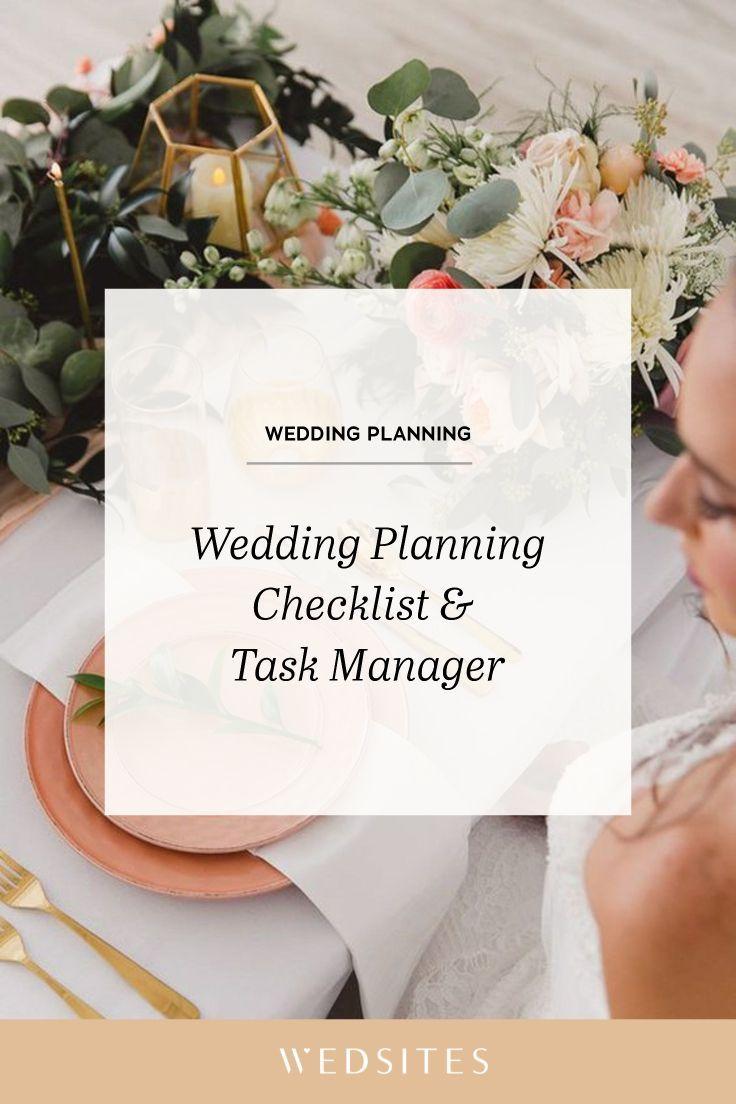 Your Custom Wedding Planning Checklist Task Management System