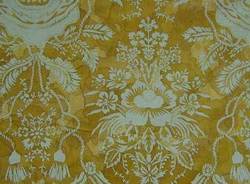 18th Century Reproduction Wallpaper 17th Century Spanish