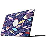 Amazon.com: TopCase Polar Light Series Silicone Keyboard Cover Skin for Macbook,Pro and Macbook Air, 13-17 Inch with Mouse Pad - Lavender Spring: Computers & Accessories