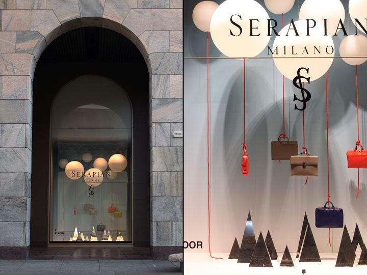Serapian windows by Sovrappensiero Design Studio Milan Serapian windows by Sovrappensiero Design Studio, Milan