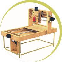 Home made CNC machine