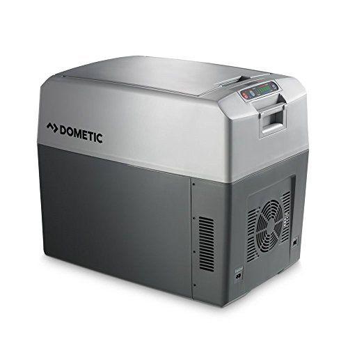 Dometic 9600000467–TropiCool TC 35Glacière Thermoélectrique 12/24/230V, avec 33litres de capacité: Capacité de refroidissement jusqu'à…