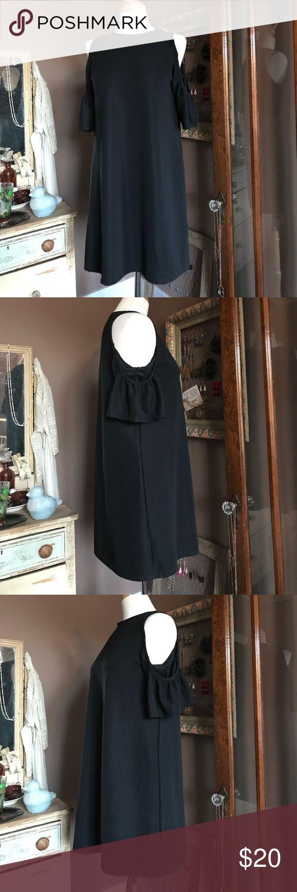 Black dress zara meaning