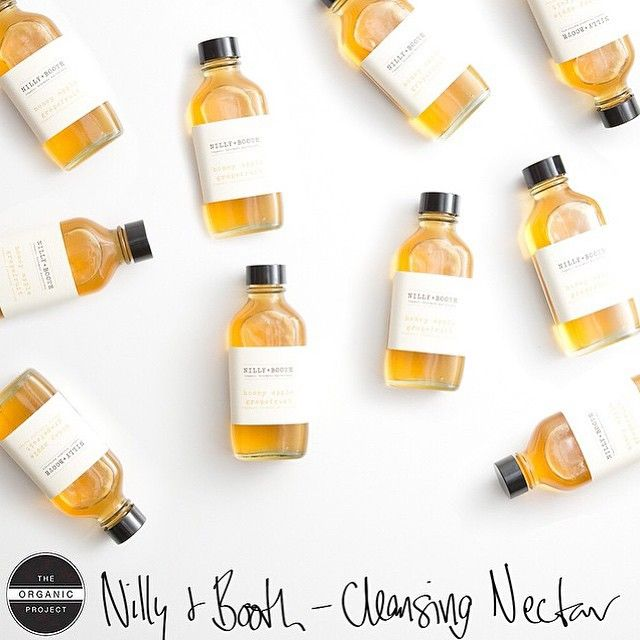 FEATURE PRODUCT: Nilly + Booth Honey Apple Grapefruit Organic Cleansing Nectar is a gentle cleanser with a base of raw organic honey and glycerine to draw out impurities and hydrate the skin, while raw apple cider vinegar and Himalayan sea salt balance and detoxify.  Best used after removing makeup or for gentle morning cleansing. Head over to www.theorganicproject.com.au to see the full Nilly + Booth product range #organic #natural #skincare #health #beauty #bblog #bblogger…