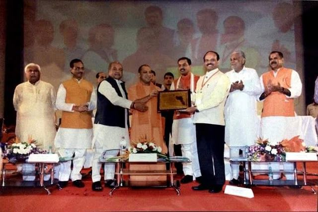 SIKKIM BAGS FIVE NATIONAL AWARDS FOR EXCELLENCE IN PANCHAYATI RAJ   The engaging and enabling climate of good governance prevalent in Sikkim for sustainable human development has allowed our Rural Local Bodies to grow from strength to strength.  Thus strengthening the cause of good governance and also lending continuity to the tradition of bringing laurels for the State this year too Rural Management & Development Department Government of Sikkim has bagged five (5) National Awards for the…