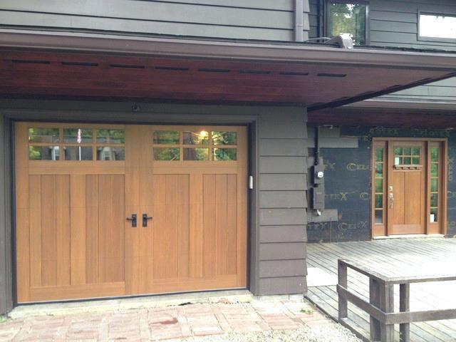 Craftsman Style Garage Doors Garage Door Sales Installation Mission Style Makeover Craf Craftsman Style Garage Doors Craftsman Exterior Door Craftsman Exterior