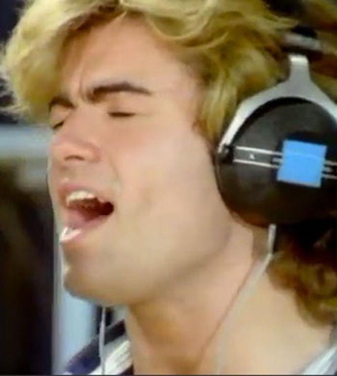 Band Aid: George Michael