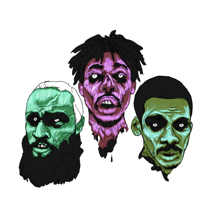 Best 25 Flatbush Zombies Ideas On Pinterest Dope Art