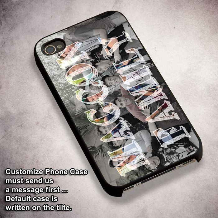 Cute Boys Name - For iPhone 4/ 4S/ 5/ 5S/ 5SE/ 5C/ 6/ 6S/ 6 PLUS/ 6S PLUS/ 7/ 7 PLUS Case And Samsung Galaxy Case