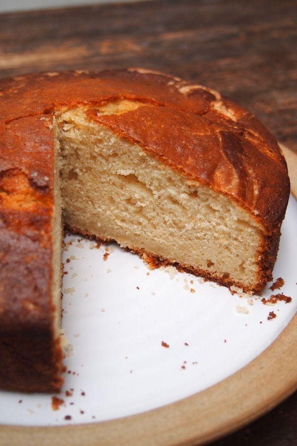 Le gâteau au yaourt parfait