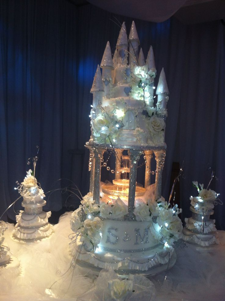 Another of our wonderful creations at ABC Cakes, (as seen on My Big Fat Gypsy Wedding) .