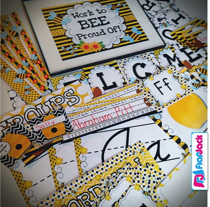 Classroom Ideas With Bees ~ Best images about  classroom black yellow on