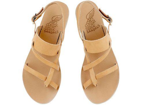 Le pop-up store Ancient Greek Sandals au Bon Marché