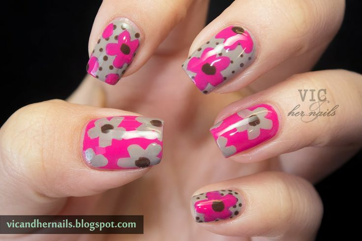 Vic and Her Nails #nail #nails #nailart