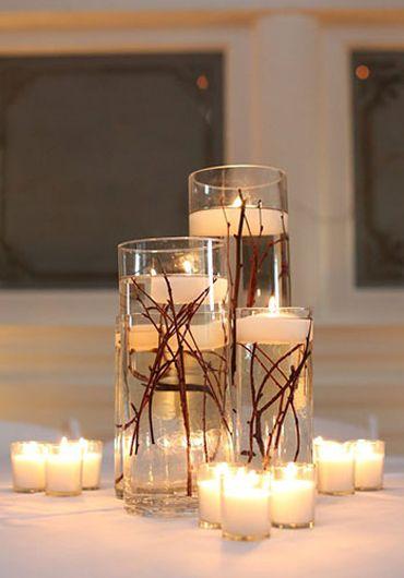 Como fazer luminária no copo