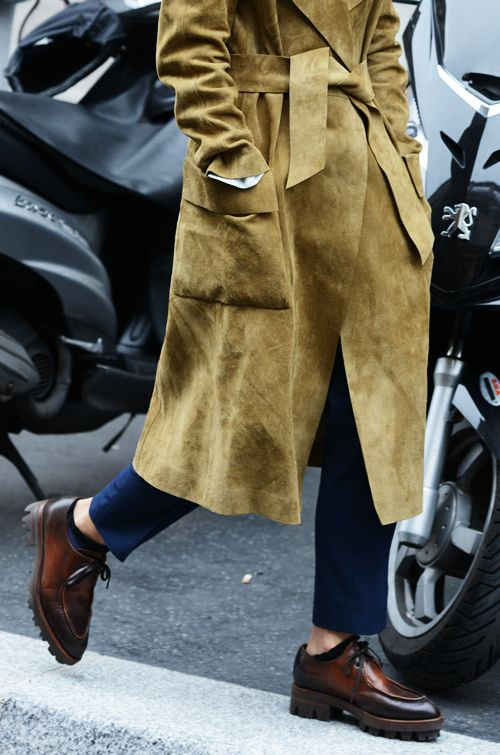 Does Anyone Else Feel Like 2015 Ruined Suede? | Man Repeller