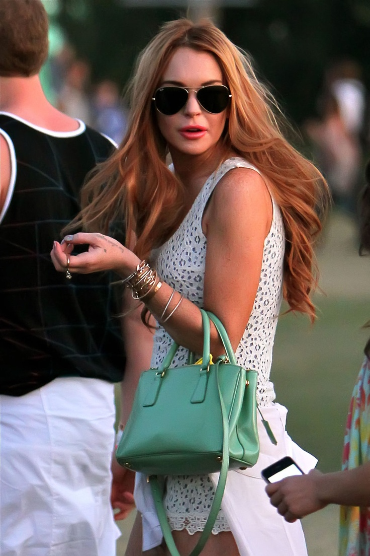 Lindsey Lohan Stylish Outfit Hair Pinterest Ropa