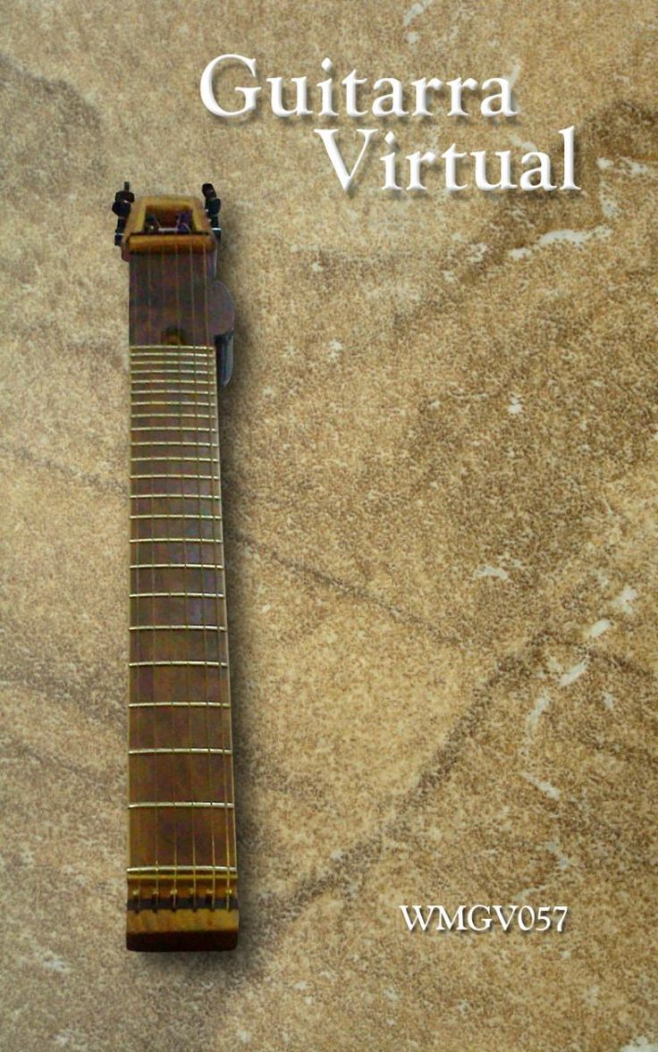 Dovetail template printable guitar - Guitarra De Viaje Realizada Por El Luthier Wayra Muy J