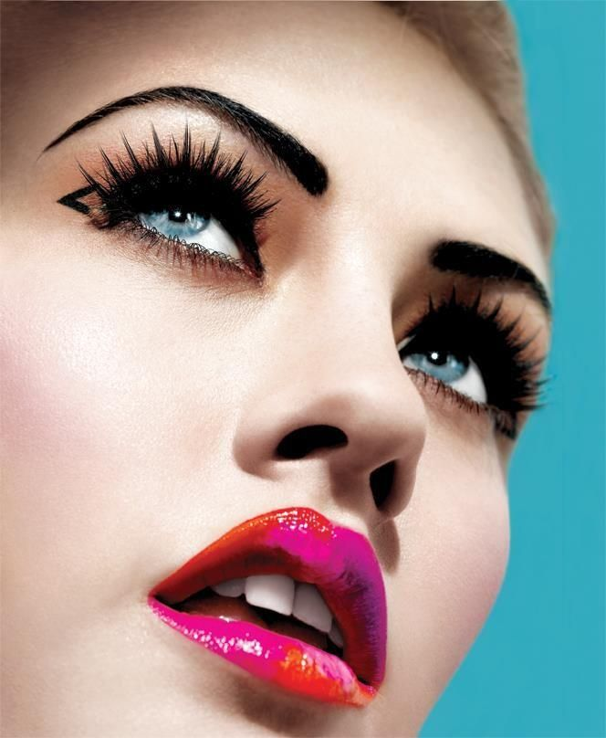 Maybelline Contract 2012 (F/W 12)  Charlotte Free (Model)  Kenneth Willardt (Photographer)  Stephane Lancien (Hair Stylist)  Charlotte Willer (Makeup Artist)  Honey (Manicurist)