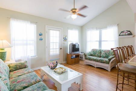 Check out this awesome listing on Airbnb: Beautiful, Sunny, Topsail Townhouse - Apartments for Rent in North Topsail Beach