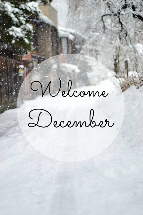 Wow, December already! How did that happen?!? So excited for the next few weeks, LOVE This time of year xx