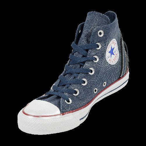 CONVERSE CHUCK TAYLOR ALL STAR TRI ZIP HI (wms) now available at Foot Locker