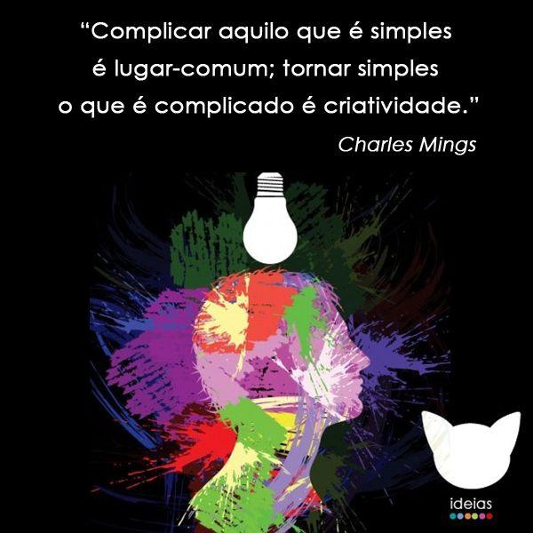 O que é criatividade para você?