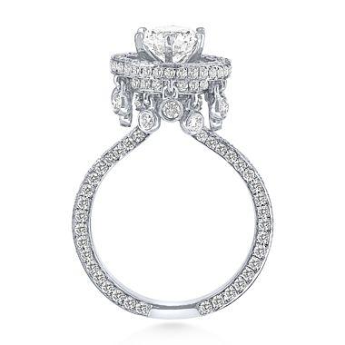 Ring ALO diamond Carousel