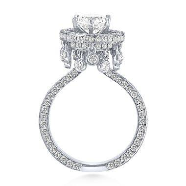 Ring ALO diamond Carousel