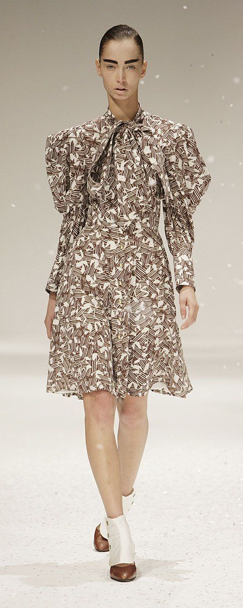 Ivana Helsinki Fall-winter 2009-2010 - Ready-to-Wear - http://www.orientpalms.com/ivana-helsinki-1382
